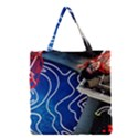 Panic! At The Disco Released Death Of A Bachelor Grocery Tote Bag View1