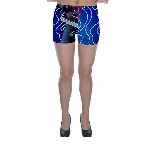 Panic! At The Disco Released Death Of A Bachelor Skinny Shorts
