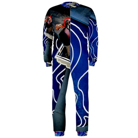 Panic! At The Disco Released Death Of A Bachelor OnePiece Jumpsuit (Men)