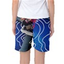Panic! At The Disco Released Death Of A Bachelor Women s Basketball Shorts View2