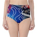Panic! At The Disco Released Death Of A Bachelor High-Waist Bikini Bottoms View1