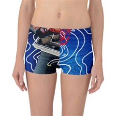 Panic! At The Disco Released Death Of A Bachelor Reversible Boyleg Bikini Bottoms