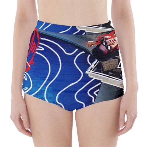 Panic! At The Disco Released Death Of A Bachelor High-Waisted Bikini Bottoms