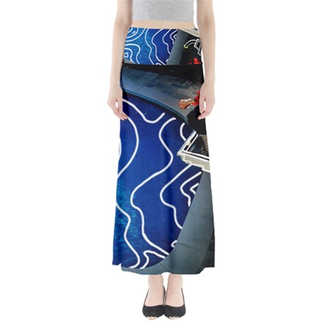 Panic! At The Disco Released Death Of A Bachelor Maxi Skirts