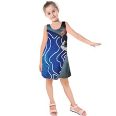 Panic! At The Disco Released Death Of A Bachelor Kids  Sleeveless Dress