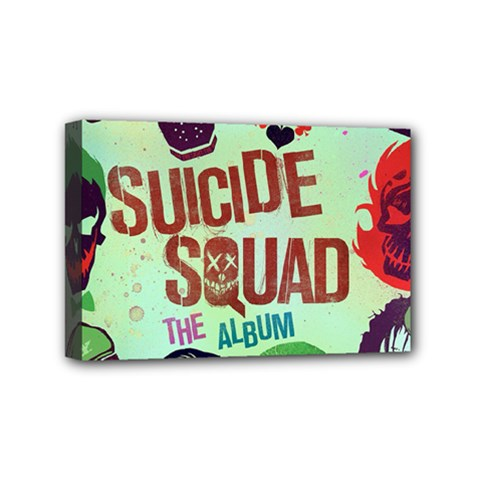 Panic! At The Disco Suicide Squad The Album Mini Canvas 6  X 4