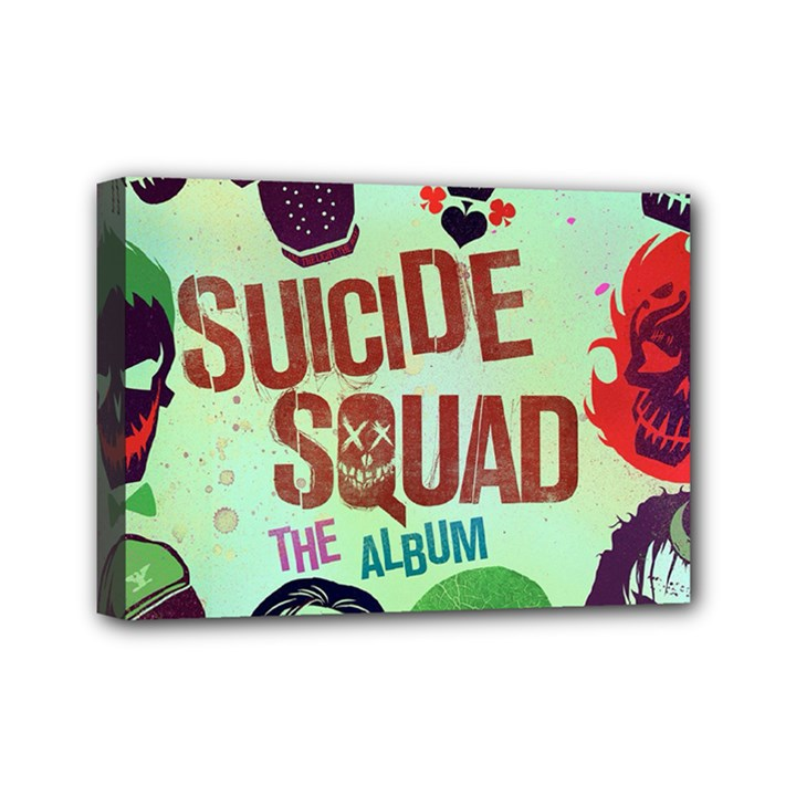 Panic! At The Disco Suicide Squad The Album Mini Canvas 7  x 5