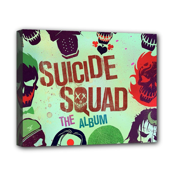 Panic! At The Disco Suicide Squad The Album Canvas 10  x 8