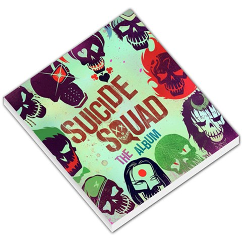 Panic! At The Disco Suicide Squad The Album Small Memo Pads