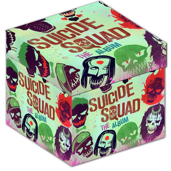 Panic! At The Disco Suicide Squad The Album Storage Stool 12