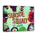 Panic! At The Disco Suicide Squad The Album Deluxe Canvas 20  x 16   View1