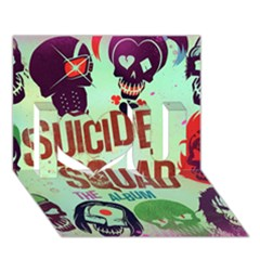 Panic! At The Disco Suicide Squad The Album I Love You 3d Greeting Card (7x5)