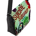 Panic! At The Disco Suicide Squad The Album Flap Messenger Bag (L)  View2