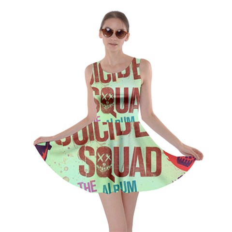 Panic! At The Disco Suicide Squad The Album Skater Dress