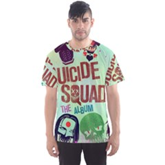 Panic! At The Disco Suicide Squad The Album Men s Sport Mesh Tee