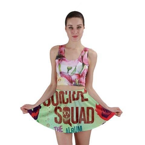 Panic! At The Disco Suicide Squad The Album Mini Skirt
