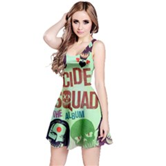 Panic! At The Disco Suicide Squad The Album Reversible Sleeveless Dress