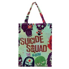 Panic! At The Disco Suicide Squad The Album Classic Tote Bag
