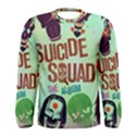 Panic! At The Disco Suicide Squad The Album Men s Long Sleeve Tee View1