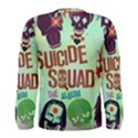 Panic! At The Disco Suicide Squad The Album Men s Long Sleeve Tee View2