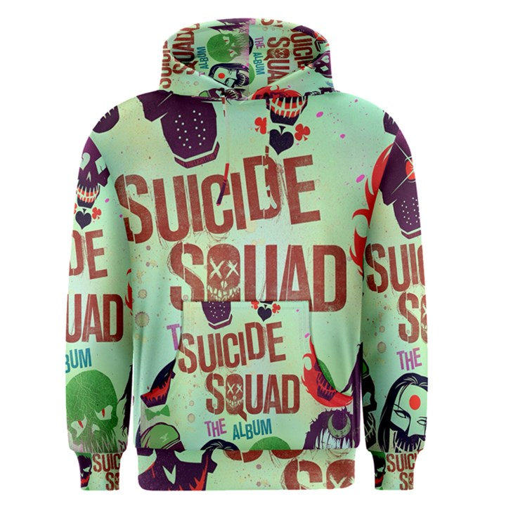 Panic! At The Disco Suicide Squad The Album Men s Pullover Hoodie