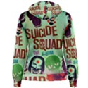 Panic! At The Disco Suicide Squad The Album Women s Pullover Hoodie View2
