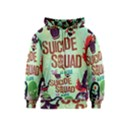 Panic! At The Disco Suicide Squad The Album Kids  Zipper Hoodie View1