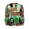 Panic! At The Disco Suicide Squad The Album Women s Sweatshirt View1