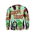 Panic! At The Disco Suicide Squad The Album Kids  Sweatshirt View1