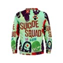 Panic! At The Disco Suicide Squad The Album Kids  Sweatshirt View2