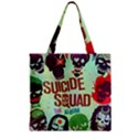 Panic! At The Disco Suicide Squad The Album Zipper Grocery Tote Bag View2