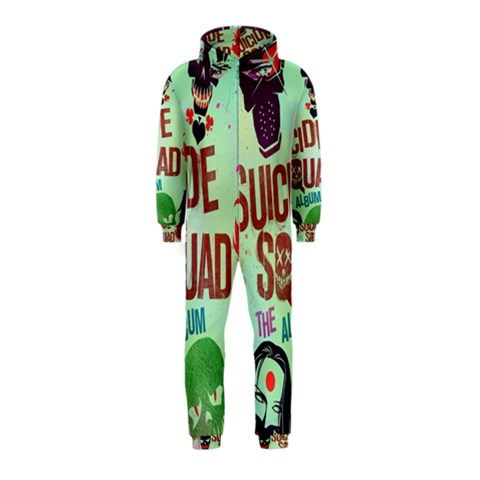 Panic! At The Disco Suicide Squad The Album Hooded Jumpsuit (Kids)