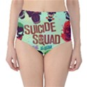 Panic! At The Disco Suicide Squad The Album High-Waist Bikini Bottoms View1