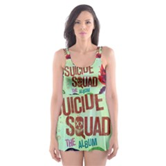 Panic! At The Disco Suicide Squad The Album Skater Dress Swimsuit