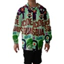 Panic! At The Disco Suicide Squad The Album Hooded Wind Breaker (Kids) View1