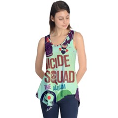 Panic! At The Disco Suicide Squad The Album Sleeveless Tunic