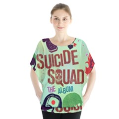 Panic! At The Disco Suicide Squad The Album Blouse
