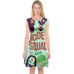 Panic! At The Disco Suicide Squad The Album Capsleeve Midi Dress