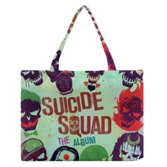 Panic! At The Disco Suicide Squad The Album Medium Zipper Tote Bag