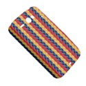 Colorful Chevron Retro Pattern HTC ChaCha / HTC Status Hardshell Case  View5