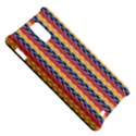 Colorful Chevron Retro Pattern Samsung Infuse 4G Hardshell Case  View5