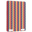 Colorful Chevron Retro Pattern Kindle Touch 3G View2