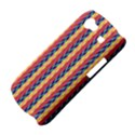 Colorful Chevron Retro Pattern Samsung Galaxy Nexus S i9020 Hardshell Case View4