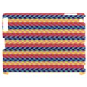 Colorful Chevron Retro Pattern Apple iPad 2 Hardshell Case (Compatible with Smart Cover) View1