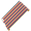 Colorful Chevron Retro Pattern Apple iPad 2 Hardshell Case (Compatible with Smart Cover) View4
