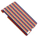 Colorful Chevron Retro Pattern Apple iPad 3/4 Hardshell Case View5
