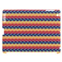 Colorful Chevron Retro Pattern Apple iPad 3/4 Hardshell Case (Compatible with Smart Cover) View1