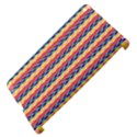 Colorful Chevron Retro Pattern Apple iPad 3/4 Hardshell Case (Compatible with Smart Cover) View4