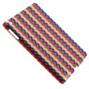 Colorful Chevron Retro Pattern Apple iPad 3/4 Hardshell Case (Compatible with Smart Cover) View5