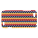 Colorful Chevron Retro Pattern HTC One V Hardshell Case View1